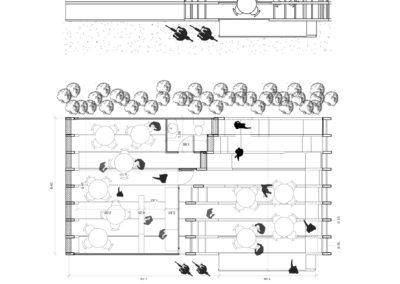 tea house plans