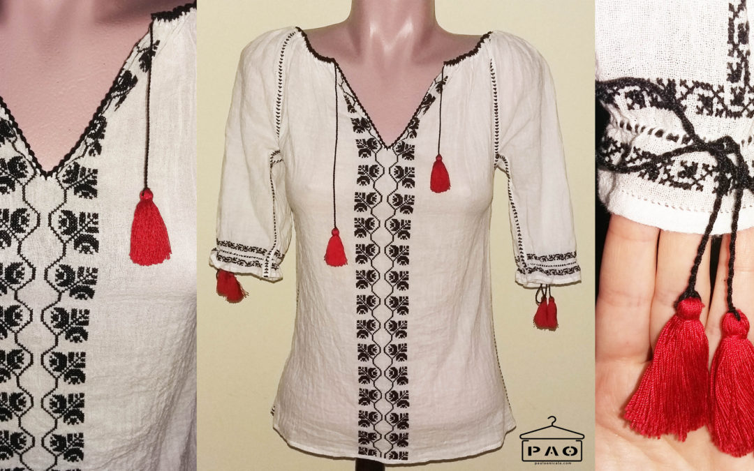 Another Romanian Blouse